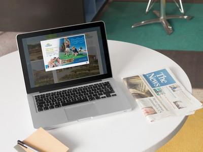 Centro Comercial ALTOVARAS - Empresa de Diseño Web