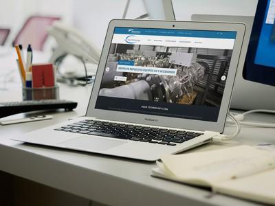 AQUA Technology - Empresa de Diseño Web