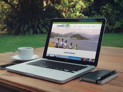Chile Lagos y Volcanes - Empresa de Diseño Web