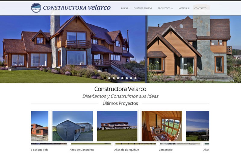 Empresa de Diseño Web
