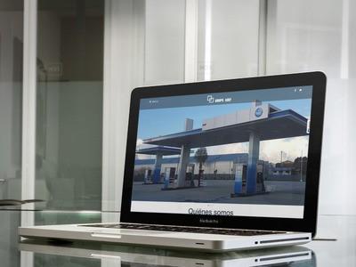 Grupo ASEF - Empresa de Diseño Web