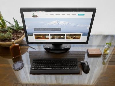 Miradores de Panitao - Empresa de Diseño Web