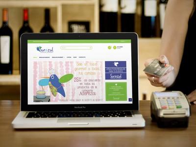 Regalos Sur Azul - Empresa de Diseño Web