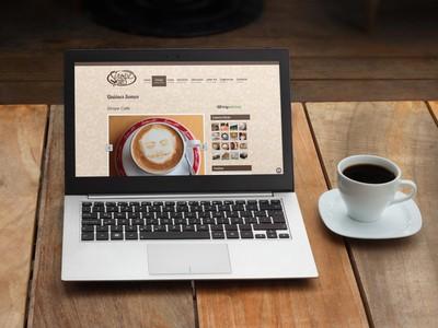 Sirope Café - Empresa de Diseño Web