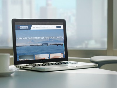 Tu Factoring - Empresa de Diseño Web