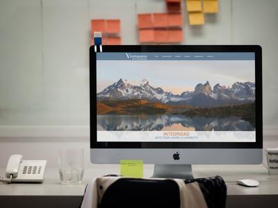 Ventisqueros - Empresa de Diseño Web