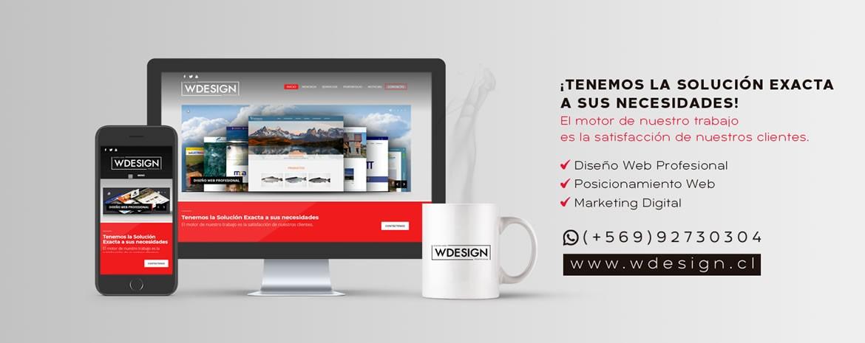 WDesign - Empresa de Diseño Web